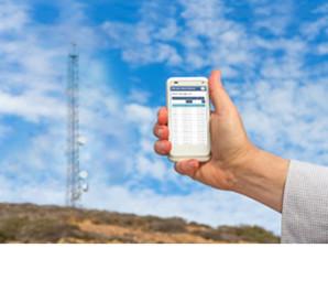 Mobile Responsive Design for Data intensive industries Fluke Networks