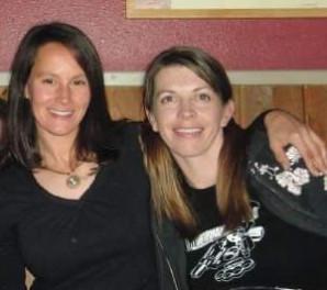 Cynthia Cline and Molly Hammar